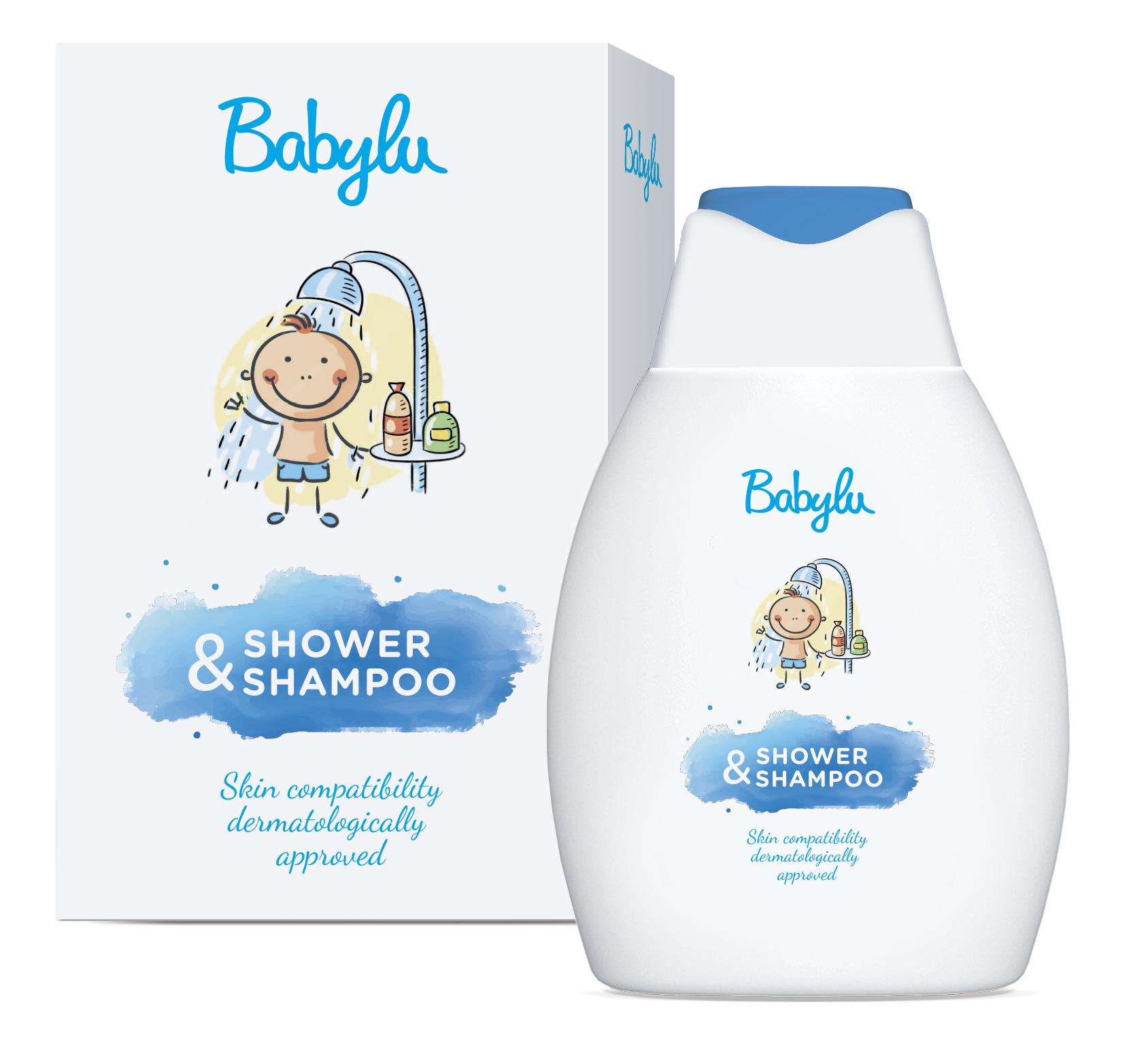 Baby Shower & Shampoo