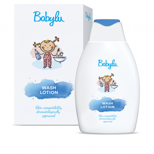Baby Wash Lotion for Sensitive Skin