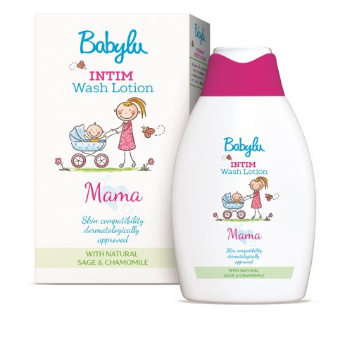 Intimate Areas Baby Wash Lotion