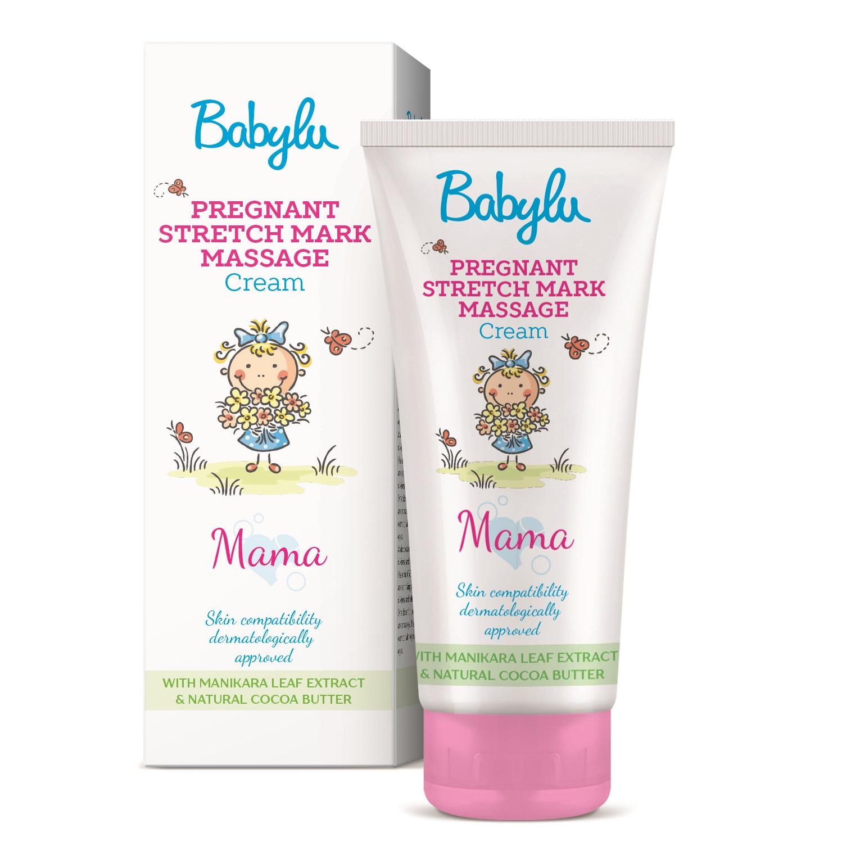 Pregnant Massage Cream