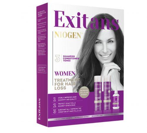 Woman Hair Loss Products