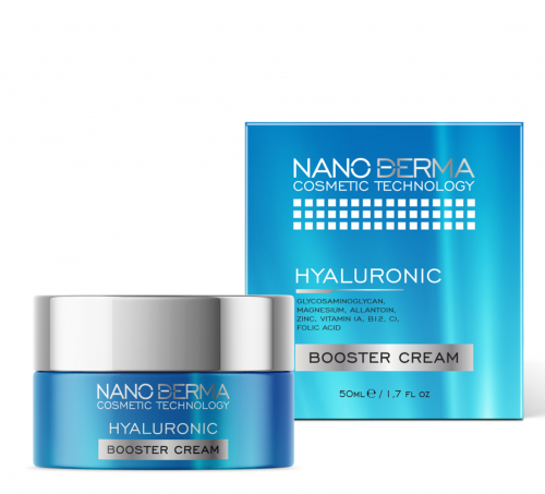 HYALURONIC BOOSTER CREAM